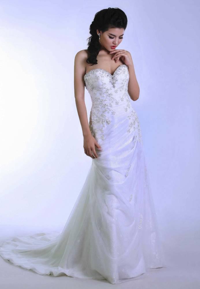 may váy cưới đep nhất Asoen Bridal