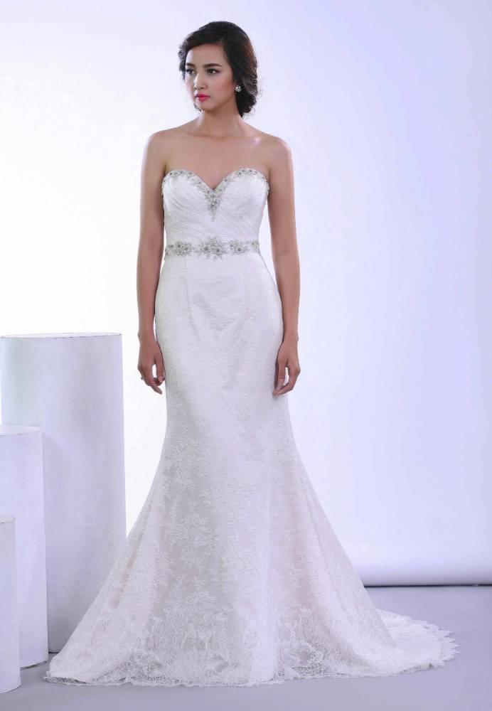May váy cưới đẹp nhất tại tphcm Asoen Bridal