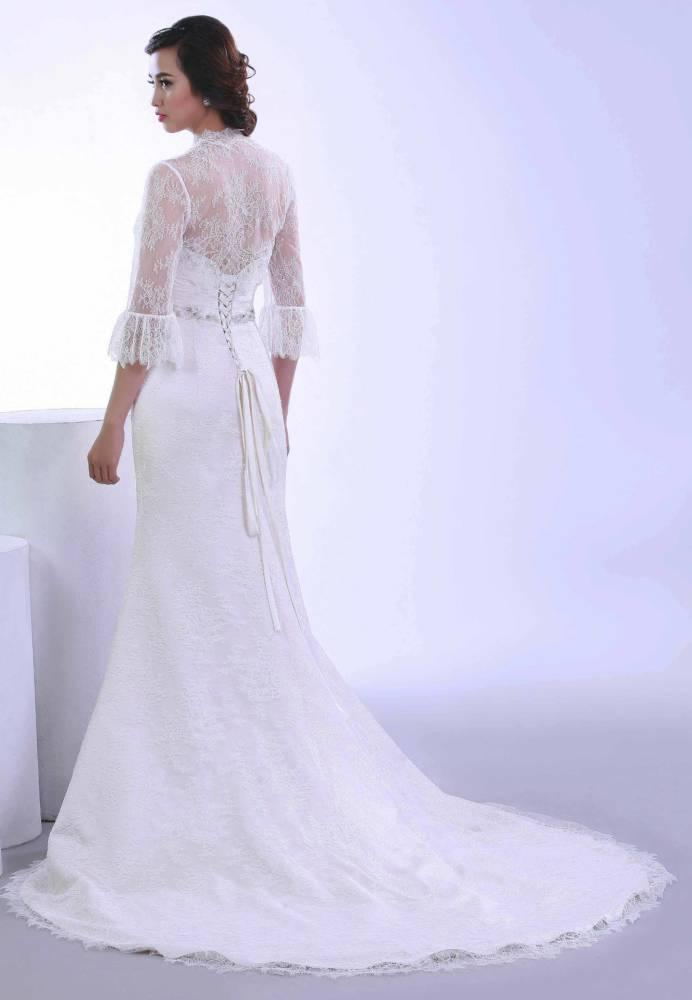 May váy cưới đẹp nhất tại sai gon Asoen Bridal